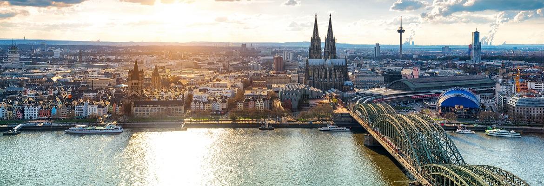 Fettabsaugung Köln: Köln Panorama